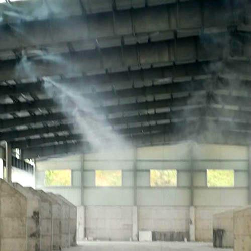 车间喷淋降尘喷淋降尘设备