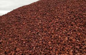 火山岩滤料 污水处理火山岩滤料 专业供应