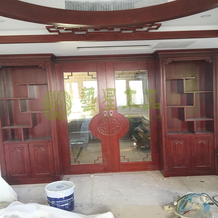 整体家居定制 原木定制 整装全屋装修 厨房橱柜衣柜收纳柜定制