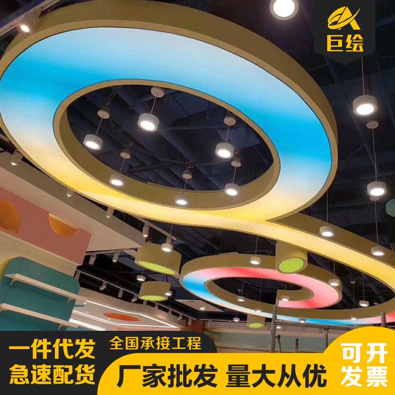 南京透光膜 南京软膜天花 软膜天花吊顶  软膜灯箱厂家