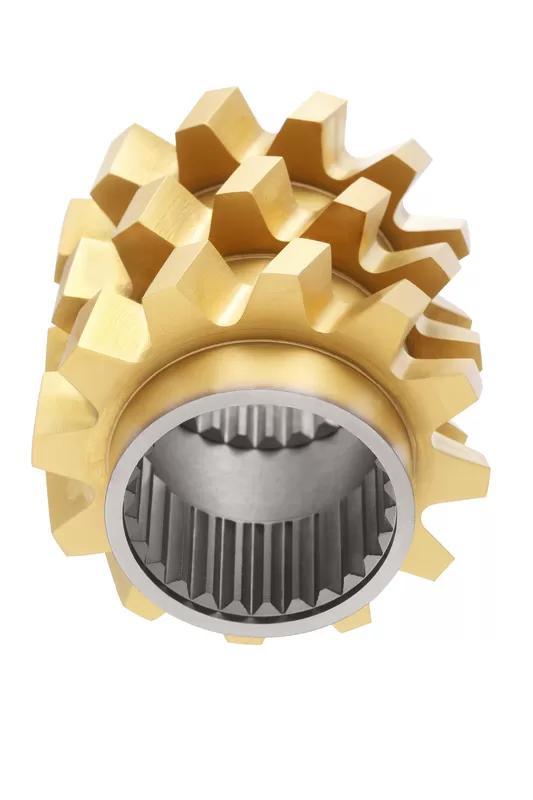 螺纹元件 捏合块 SME螺纹元件 南京杰德瑞挤出装备