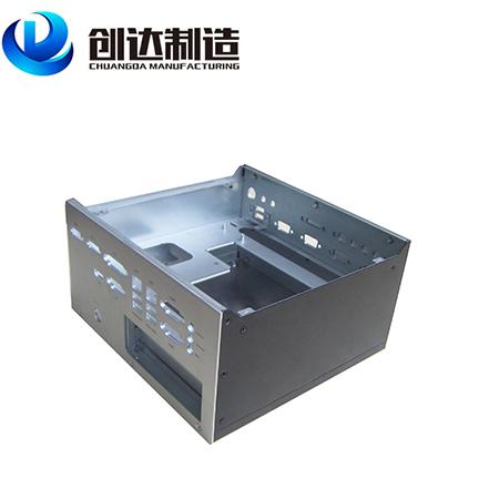 南京钣金加工厂 创达制造 10年专注精密钣金加工