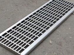 厂家定制加工不锈钢格栅板 不锈钢格栅盖板厂家直销 全国范围发货