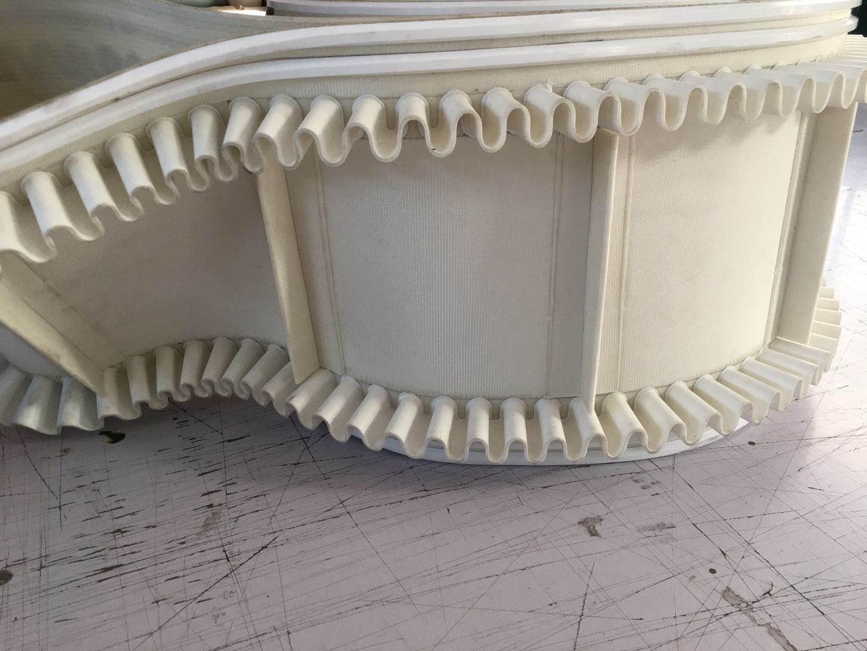 裙边带  挡边带  PVC输送带 工业皮带