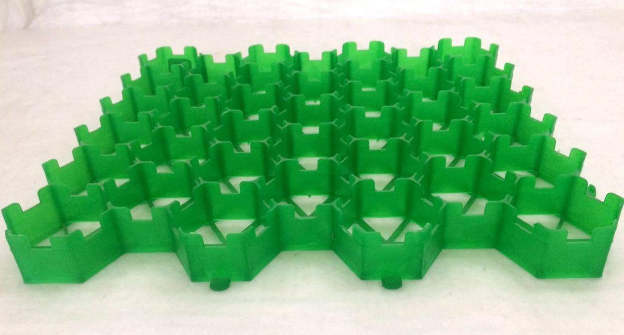 高档植草格批发供应 厂家直销 可定制 量大优惠 万高植草格