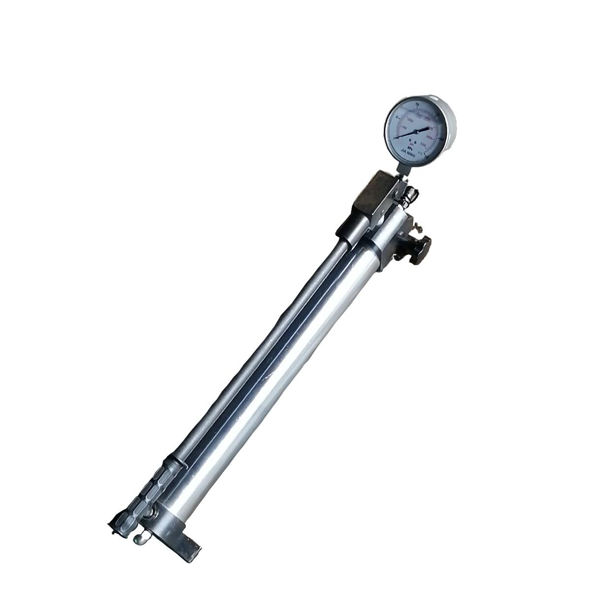 博诚液压专业生产加工定制-超高压手动泵