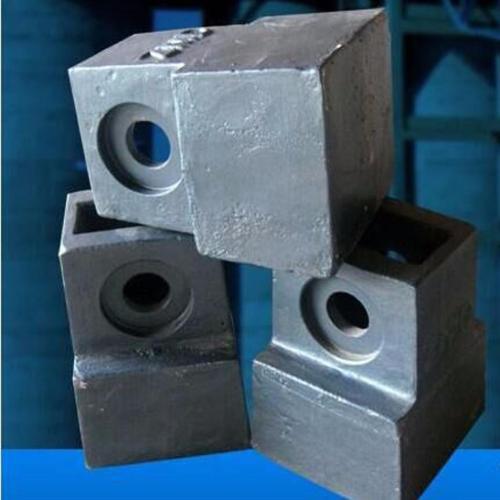 高铬合金锤头 高铬锤头 超高锰锤头  质优价廉 首选如皋潮源铸造有限公司