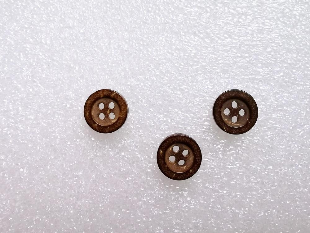 厂家直销椰子扣,用于衣服 裤子 包包 DIY饰品等
