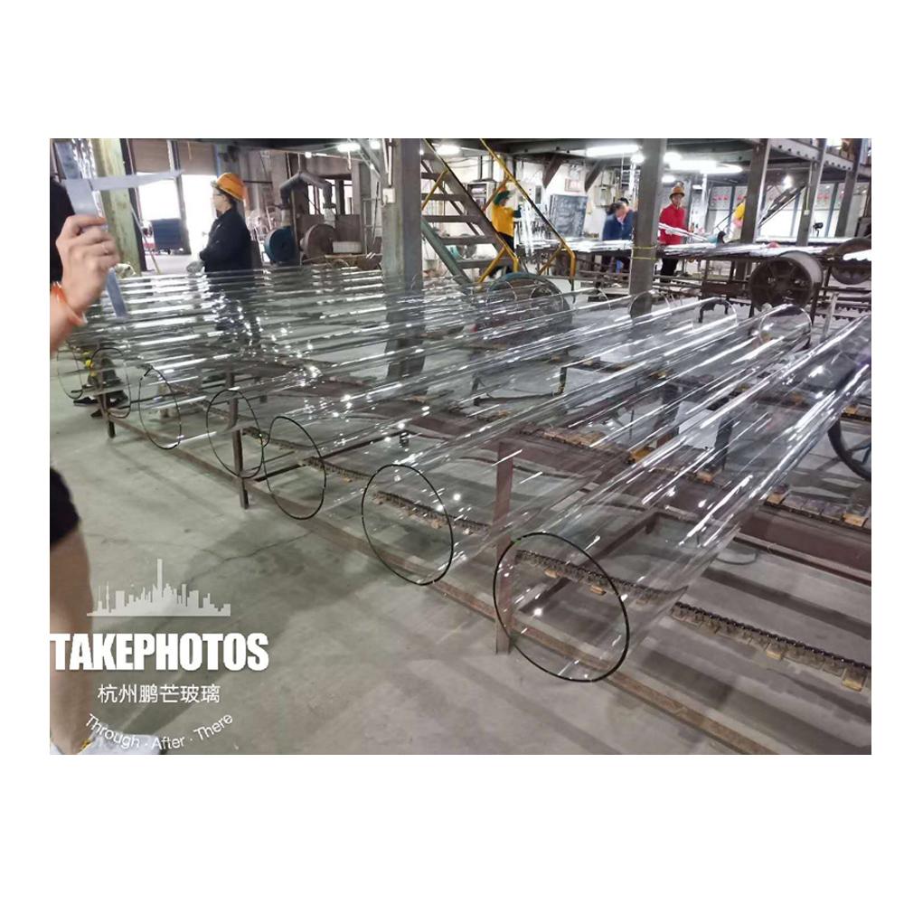 钢化玻璃视筒-杭州鹏芒玻璃仪器有限公司