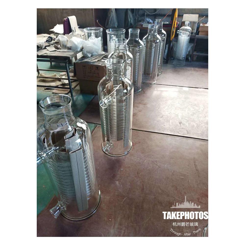 玻璃冷凝器-杭州鹏芒玻璃仪器有限公司