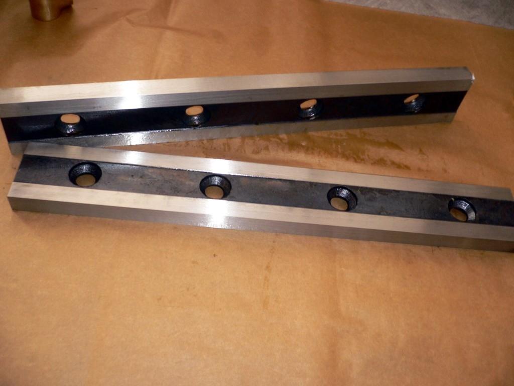闸式摆式非标定制数控剪板机刀片 金属板材剪切刀片