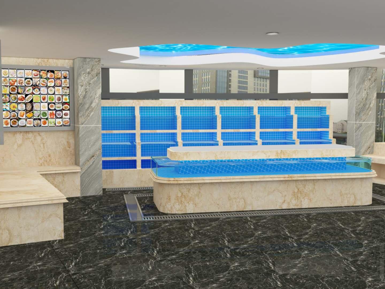 可丽水族-海鲜缸海鲜池定制定做订制_酒店饭店海鲜池_商用海鲜鱼缸定做