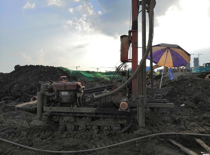 专业打井 钻井 真空降水 深水井工地井 价优  应用广泛