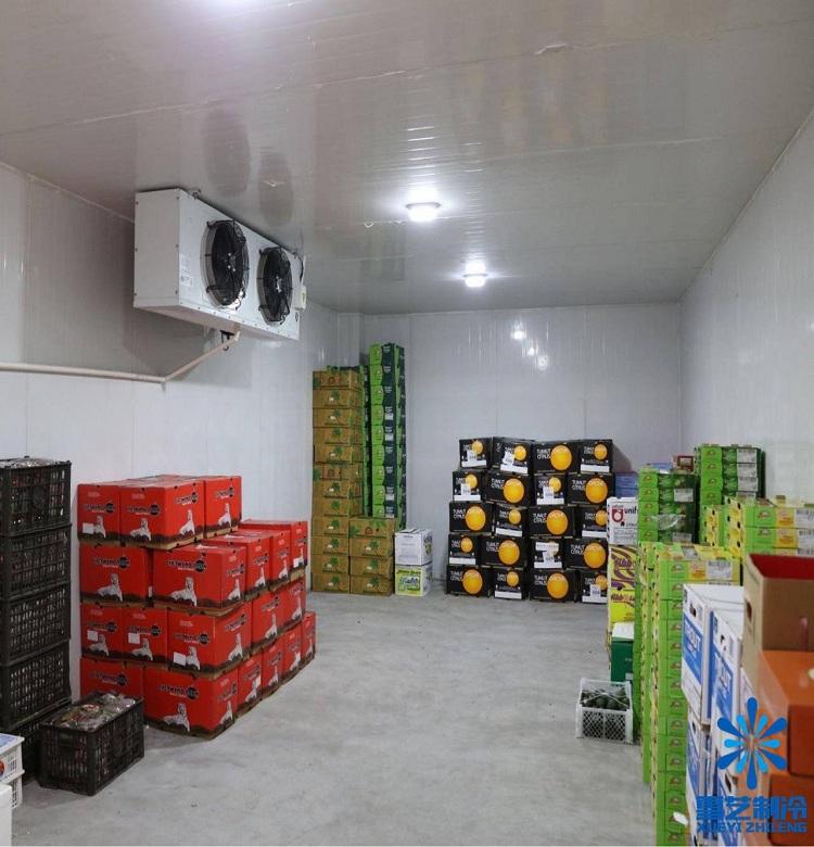 传奇制冷 冷库安装 蔬果冷库价格小型 厂家报价 价格实惠