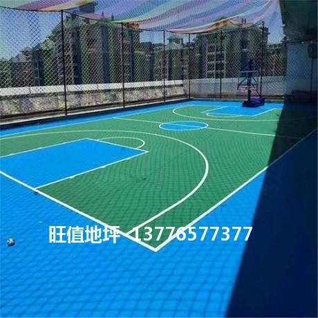 硅pu球场 塑胶硅pu 专业篮球场施工队伍