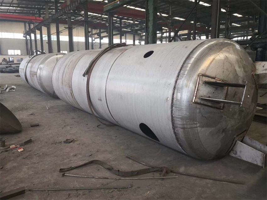 不锈钢 冷凝器 热交换器 南京传热设备厂家 南京冷凝器厂家