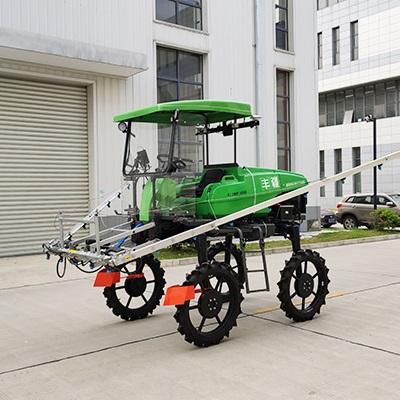 农业植保无人机  丰疆智能自走式喷杆喷雾机 无人化地面杆喷雾机 大型农用高配置植保打药机 农用植保机生产厂家