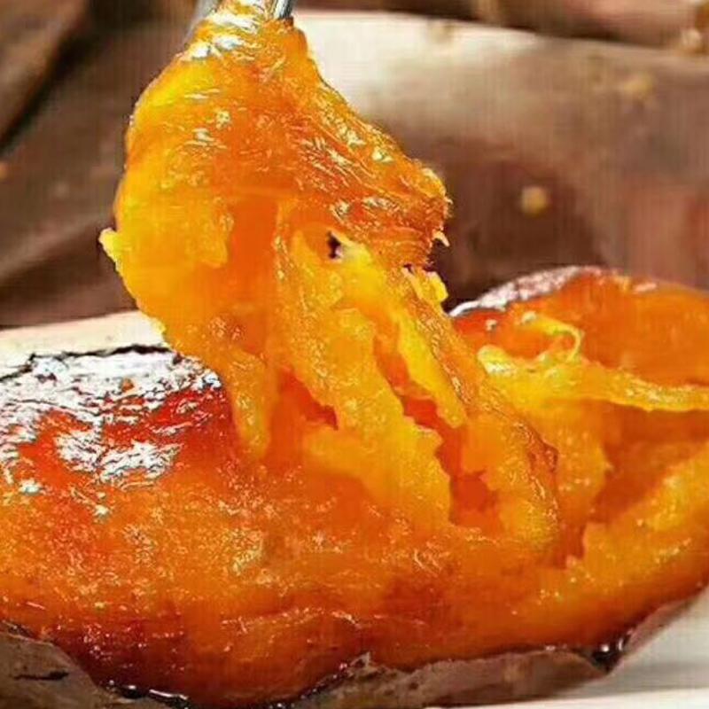 冰冻红薯批发 冰烤蜜薯 烤红薯 薯蜜丝