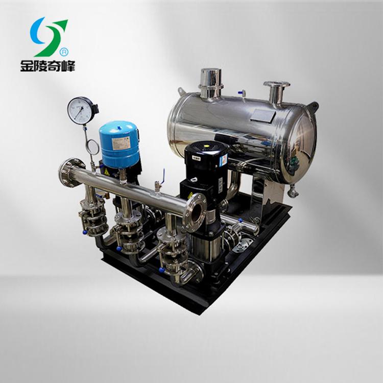 WB型无负压管网增压稳流给水设备  供水设备厂家 无负压供水设备