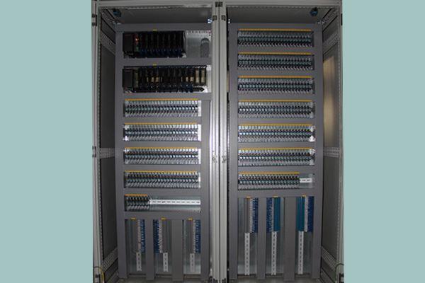 锦振机电 PLC柜体定制   钣金件加工定制