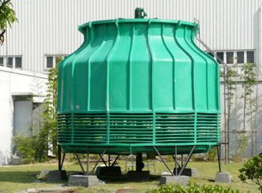 圆形逆流冷却塔 超低噪声冷却塔 冷却塔生产厂家 节能节水