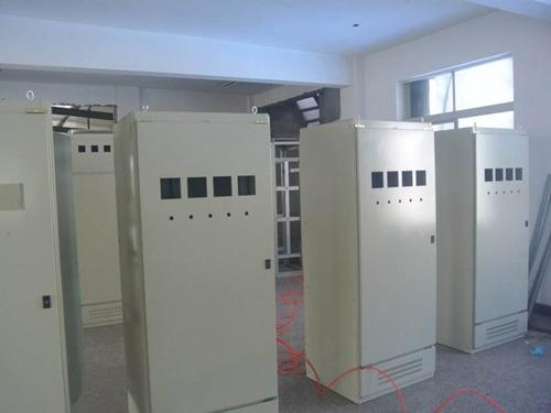 实地厂家定制直销  PLC柜体定制加工