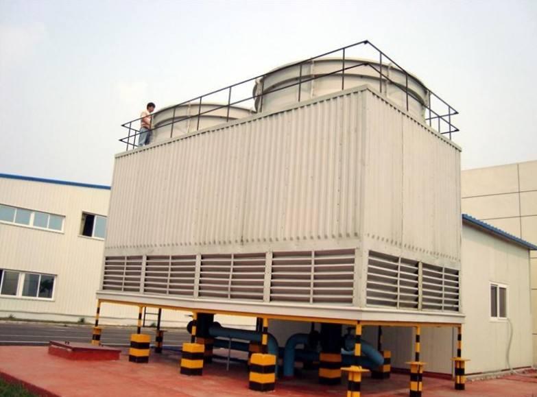 质量上乘 玻璃钢冷却塔 制冷大型玻璃钢冷却塔  加工定制
