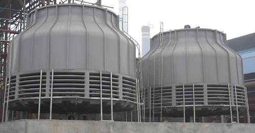 南京玻璃钢冷却塔厂家 圆形横流式冷却塔 厂家热销