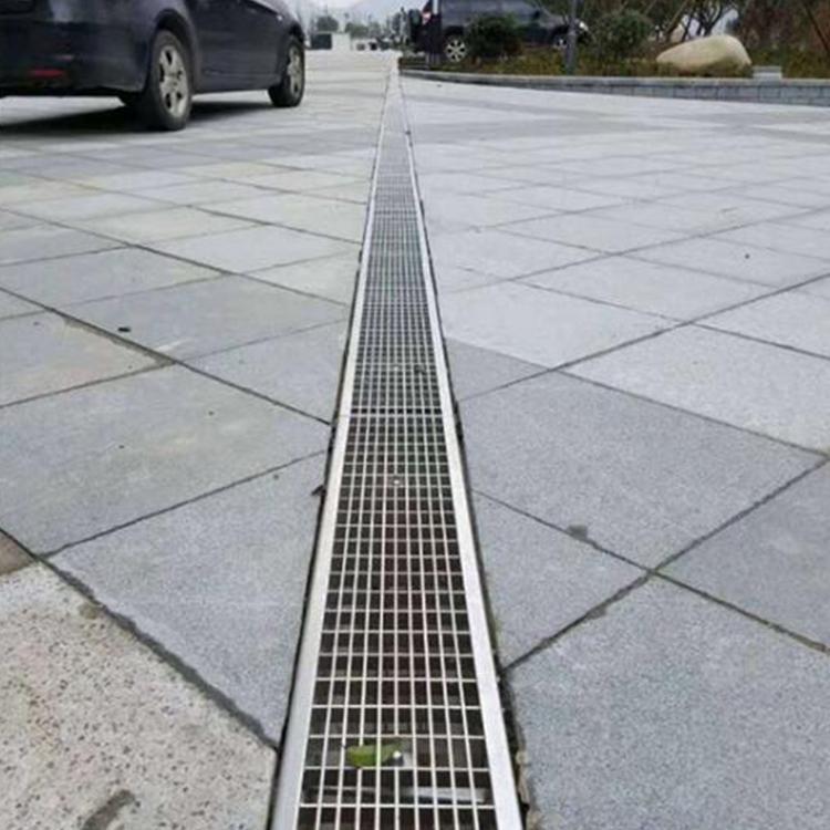 南京不锈钢线性排水沟厂家 线性排水沟批发