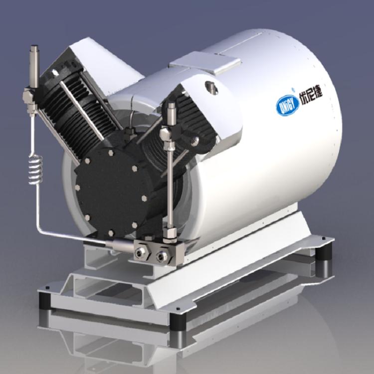 工业用优尼捷UNIGY二氧化碳(CO2)压缩机 气体压缩机 高压压缩机 无油压缩机