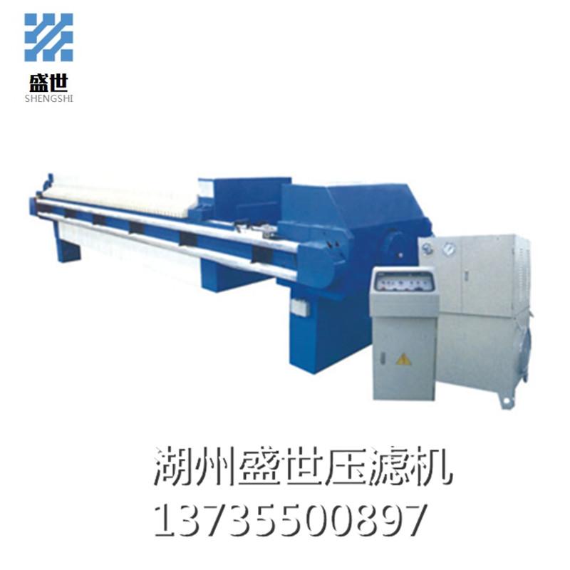 板框压滤机设备厂家全新压滤机盛世压滤机