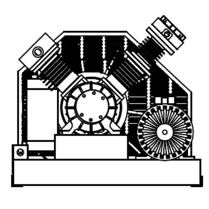 氢气压缩机 无油压缩机 气体压缩机 无油氢气压缩机