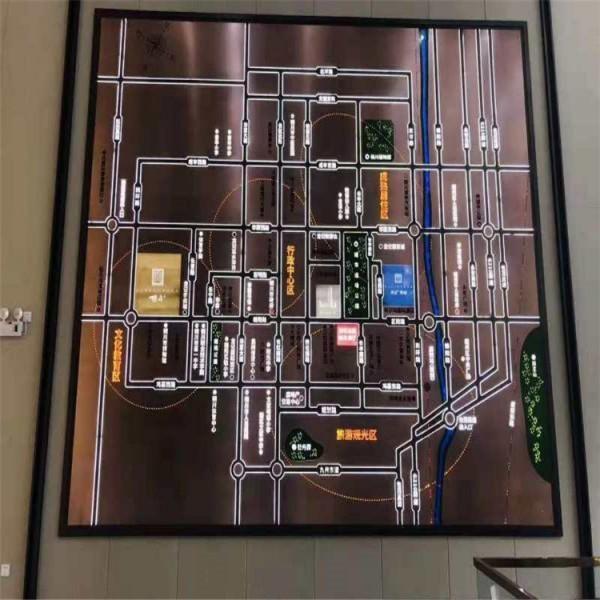 区位挂墙沙盘模型  沙盘模型    建筑模型   区位图