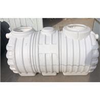 污水处理塑料三格PE化粪池 农村厕所改造化粪池厂家