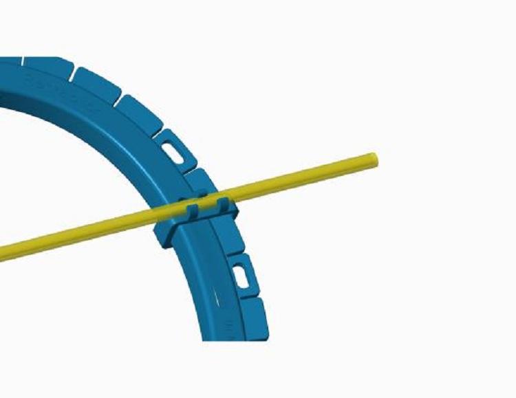 一次性使用无菌拉钩 无菌拉钩适用于各种外科手术