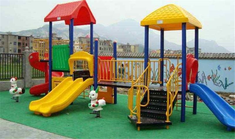 户外大型主题游乐设施淘气宝滑滑梯