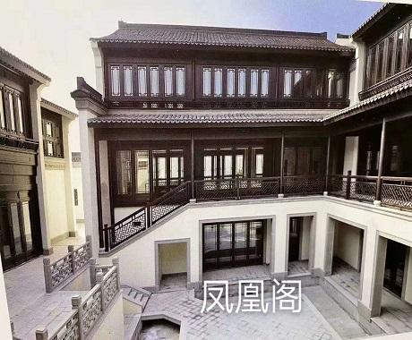 南京四合院门窗-四合院门窗规格-四合院门窗定制厂家