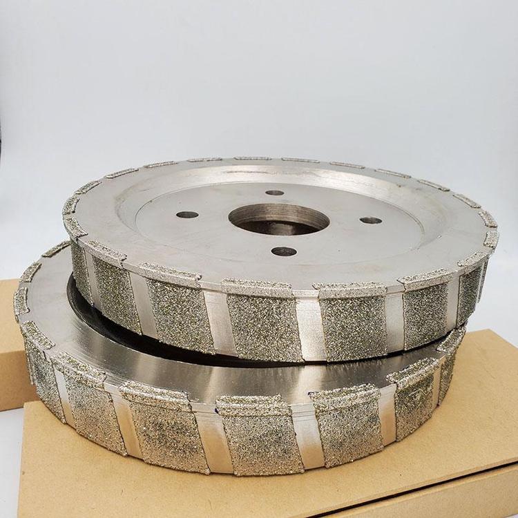 电镀烧结天然金刚石 修整超硬砂轮工件效率高