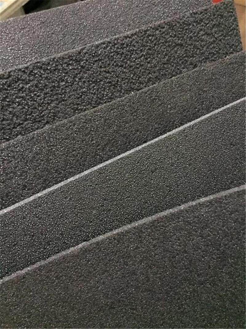 地面保温隔音垫精选厂家 建筑发泡减震橡胶垫现货出售