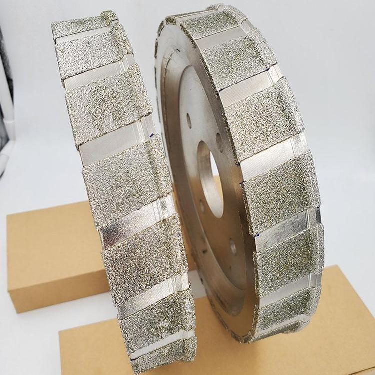 电镀钻石磨轮 电铸金刚石砂轮 厂家直销