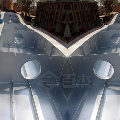 开林653银色氯化橡胶面漆快干铝粉防腐涂料