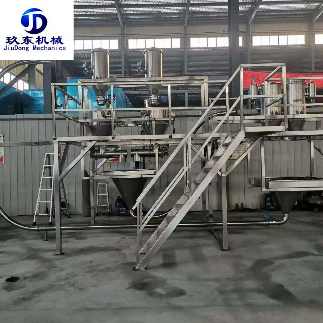 南京吸料机 真空上料机 送料自动气动抽料吸粉机 全自动输送塑料颗粒粉末 厂家直销