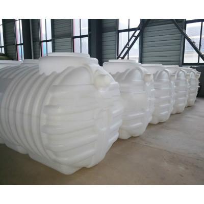 直销1.5立方塑料三格式化粪池PE农村改造污水处理化粪池