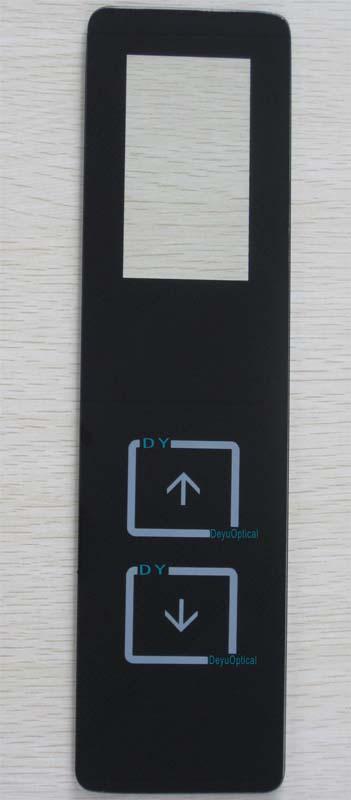 丝印玻璃 丝网印刷 按钮