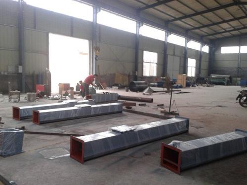 优质供应XZ315空气输送斜槽 粉煤灰输送机 斜槽生产厂家