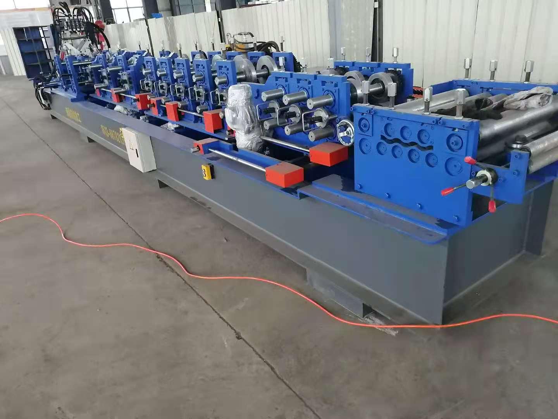 CZ型钢机冷弯成型机钢结构