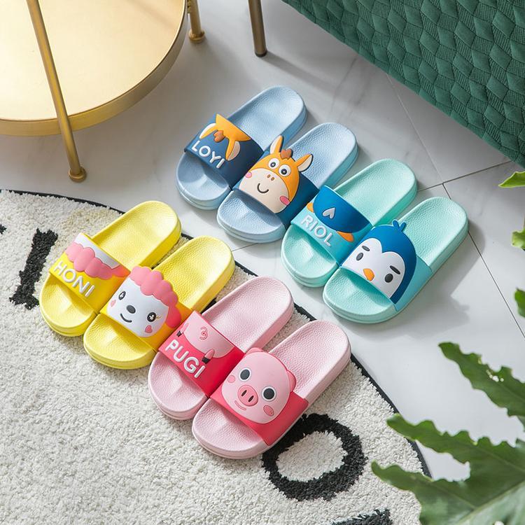 儿童夏季拖鞋