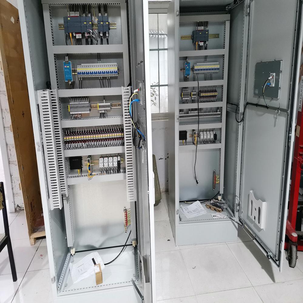 PLC远程自控控制柜