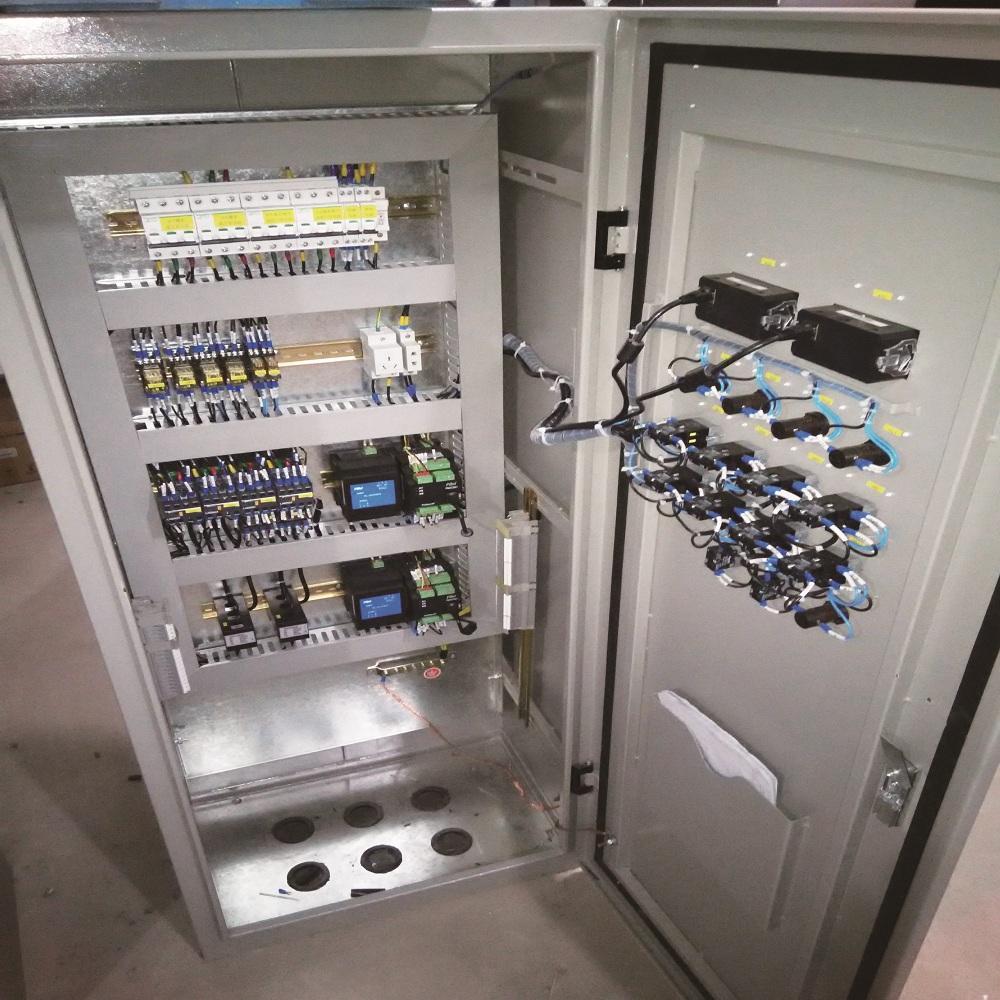室内碳钢控制柜