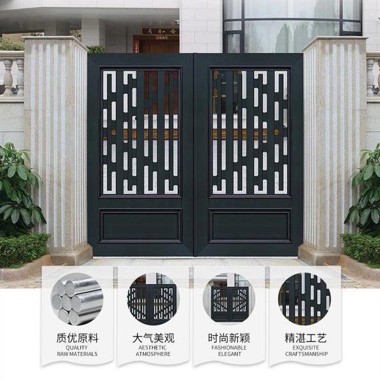 南通铝艺型材厂家 -铝艺栏杆价格 -铝艺围栏价格